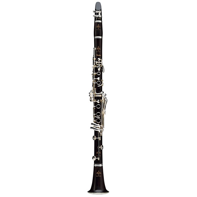 Buffet Crampon Tradition Professional A Clarinet Silver Plated Keys
