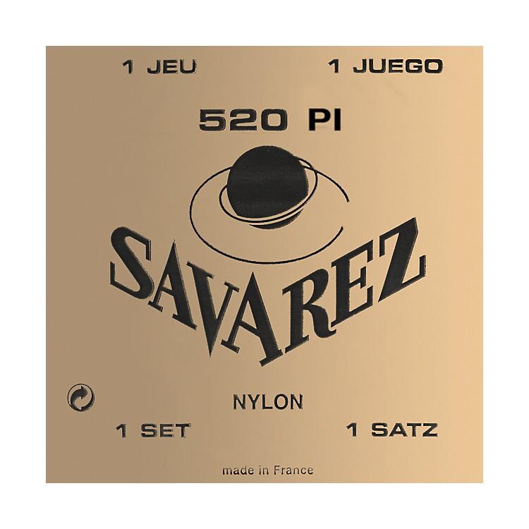 SavarezTraditional 520P1 High Tension Classical Guitar Strings