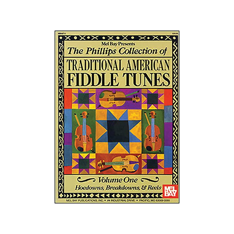 Mel BayTraditional American Fiddle Tunes