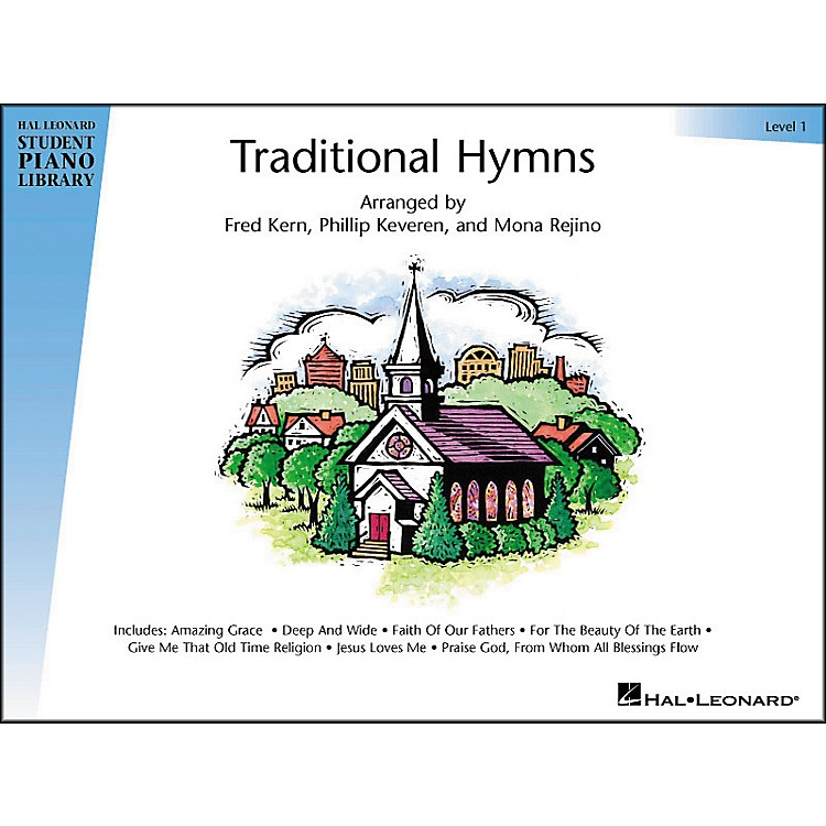 Hal Leonard Traditional Hymns Level 1 Hal Leonard Student Piano Library