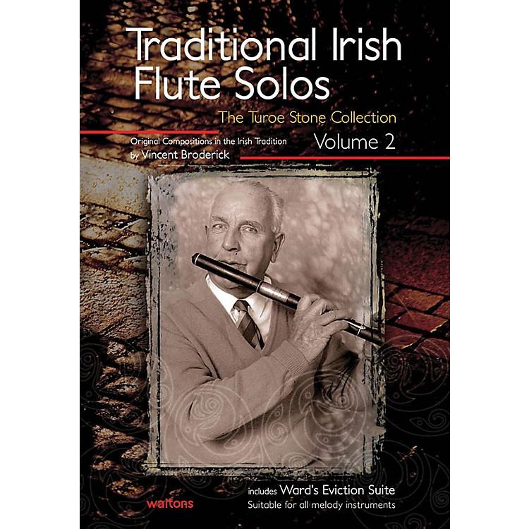 WaltonsTraditional Irish Flute Solos - Volume 2 Waltons Irish Music Books Series Written by Vincent Broderick