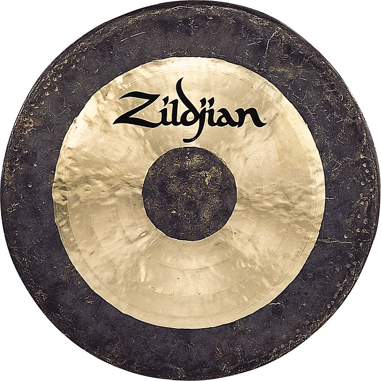 ZildjianTraditional Orchestral Gong34 in.