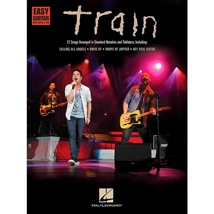 Hal LeonardTrain - Easy Guitar with Tab