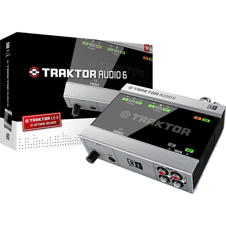 Native InstrumentsTraktor Audio 6