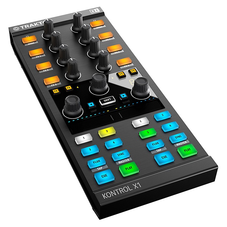 Native Instruments TRAKTOR KONTROL X1 MK2  888365840727