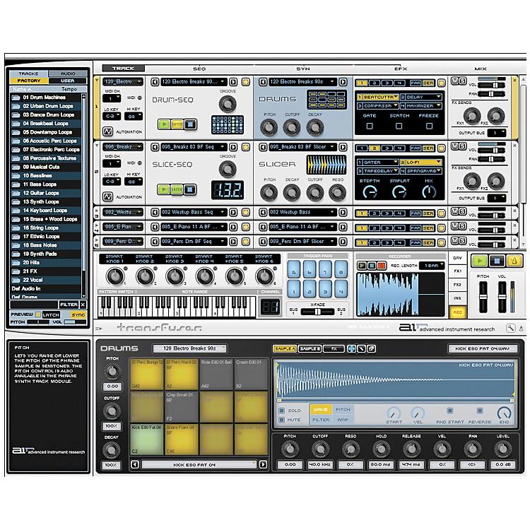Virtual Instrument Software : digidesign transfuser virtual instrument software music123 ~ Russianpoet.info Haus und Dekorationen