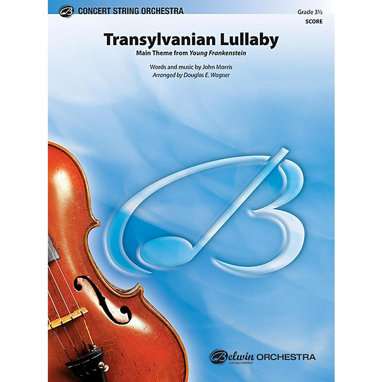 BELWINTransylvanian Lullaby Grade 3.5