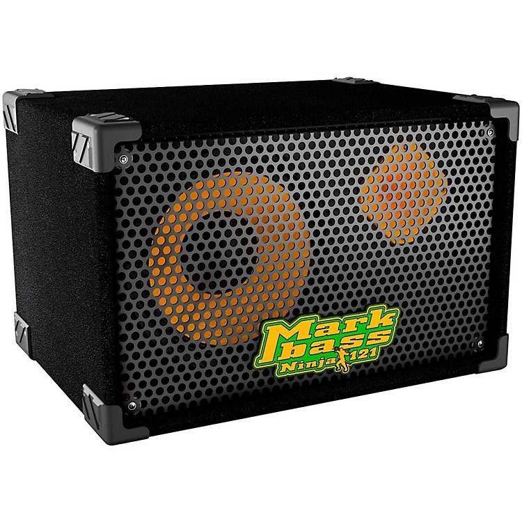 Markbass Traveler 121 Ninja 1x12 Richard Bona Signature Bass Speaker Cabinet Black