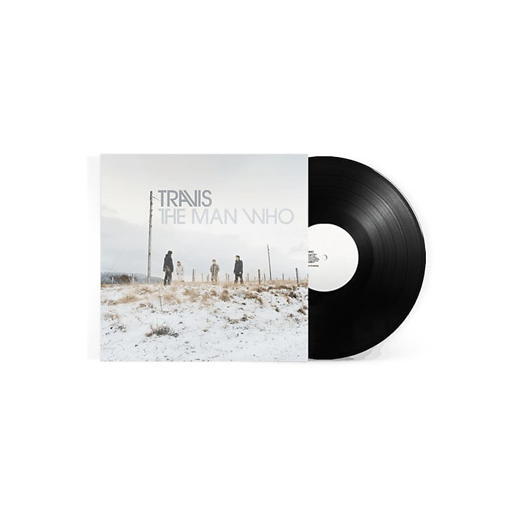Alliance Travis - The Man Who (20th Anniversary Edition)