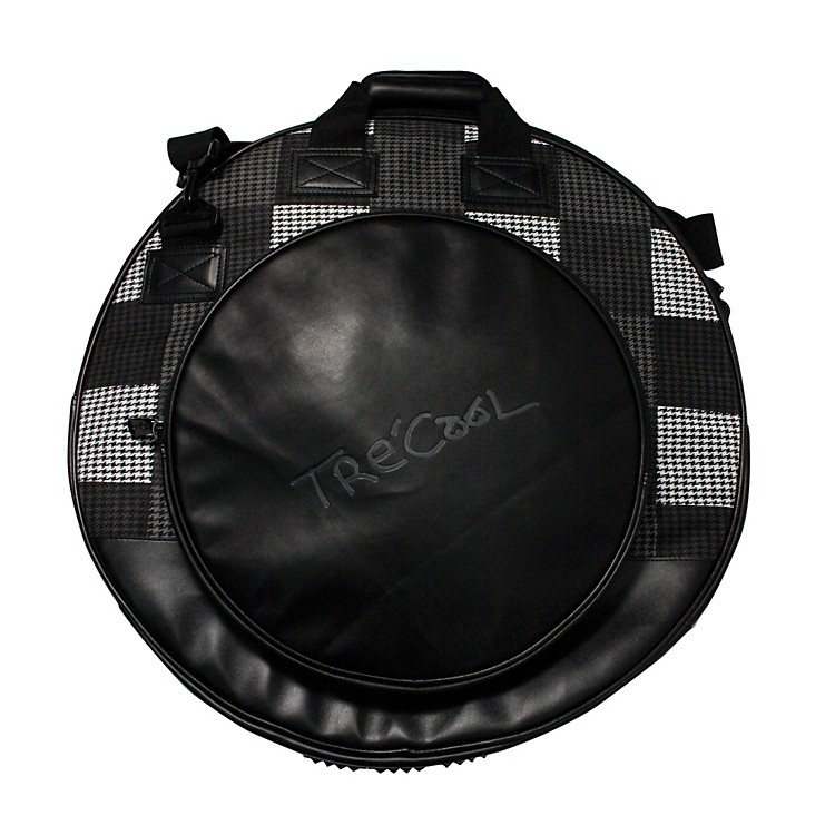 ZildjianTre Cool Cymbal Bag with Houndstooth Patch