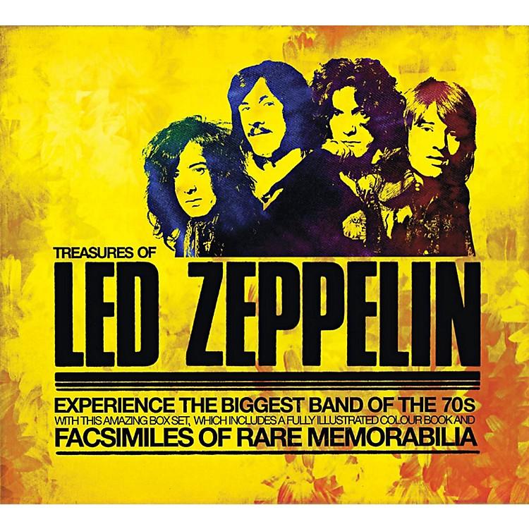Hal LeonardTreasures of Led Zeppelin