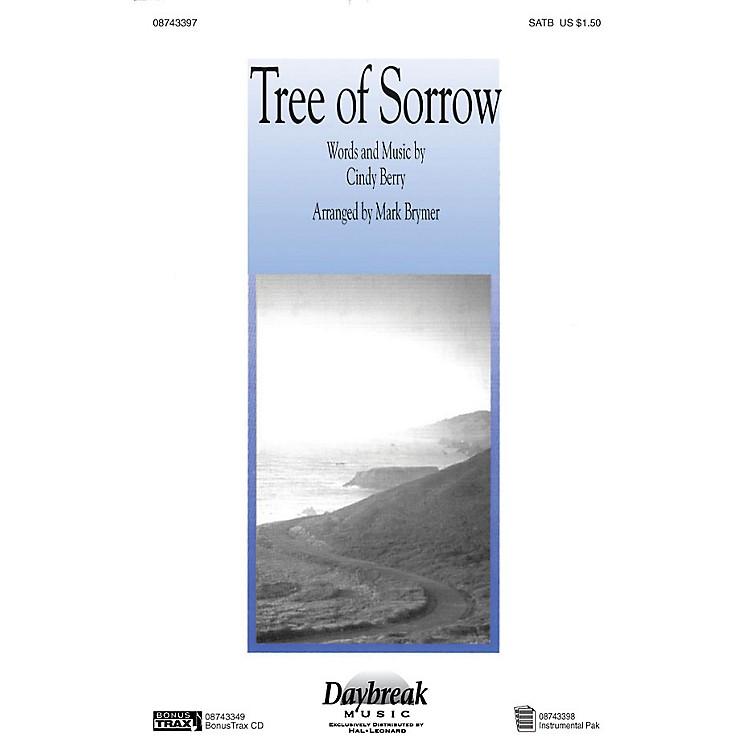Hal LeonardTree of Sorrow IPAKO Arranged by Mark Brymer