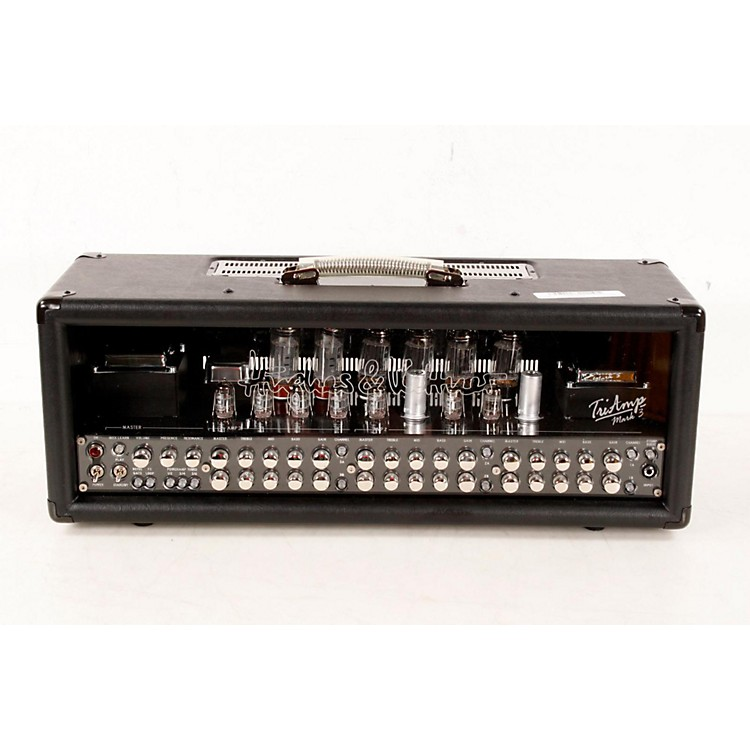 Hughes & Kettner Triamp Mark 3 150W Tube Guitar Amp Head  888365803180