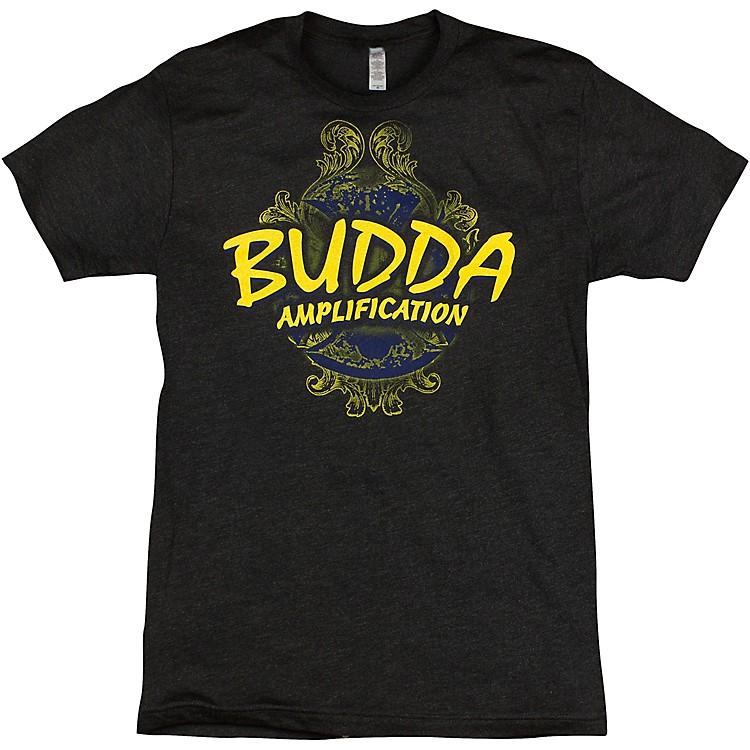 BuddaTriblend Graphic T-ShirtCharcoalLarge