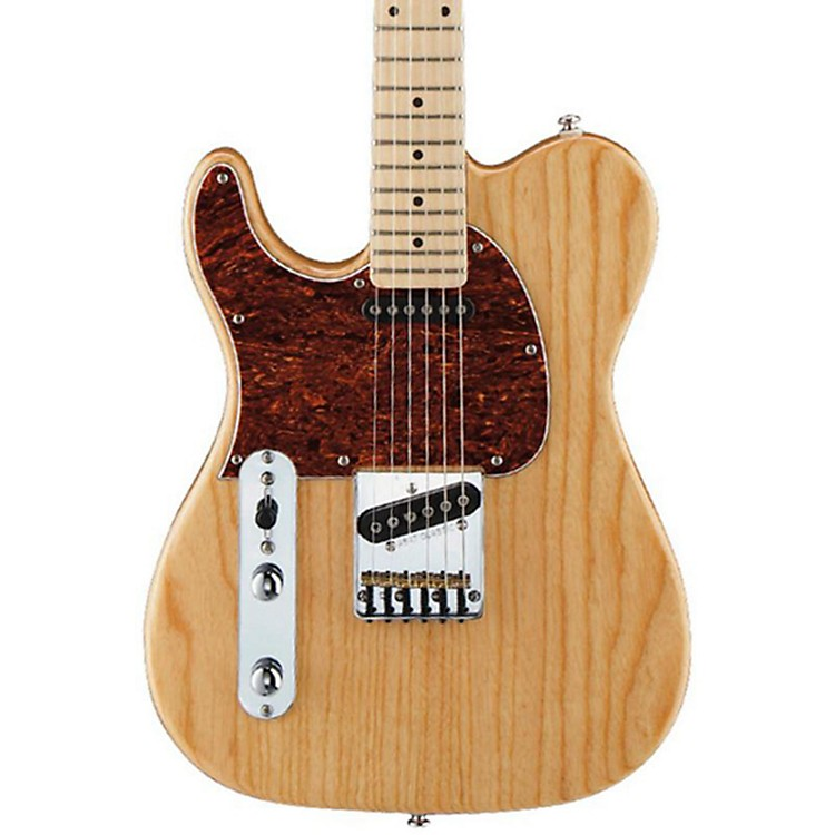 G&LTribute ASAT Classic Left-Handed Electric GuitarGloss NaturalMaple Fretboard