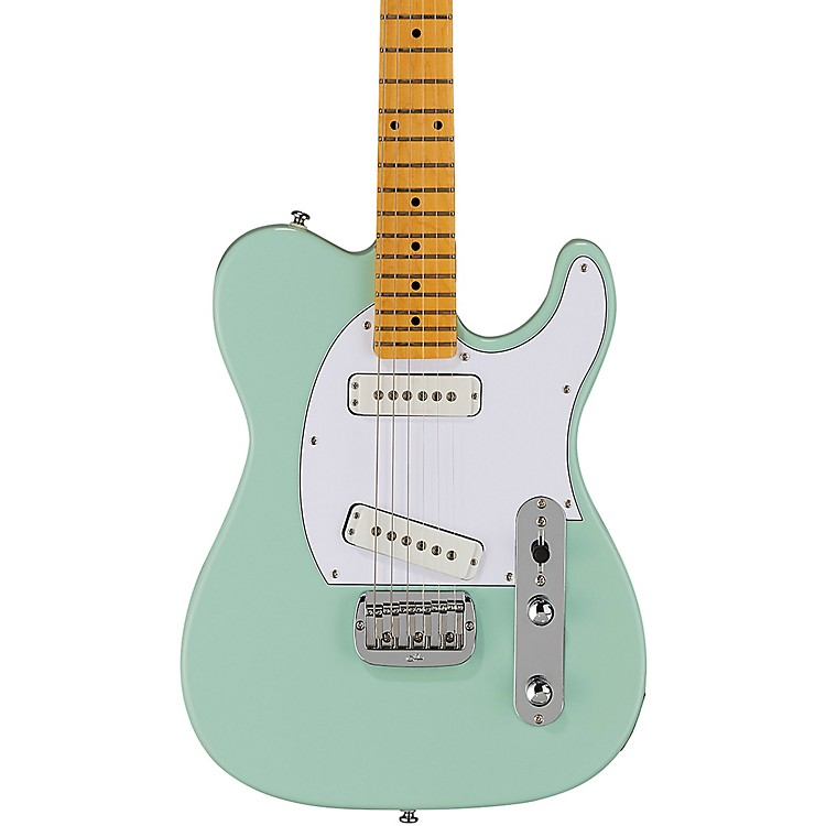 g l tribute asat special electric guitar surf green music123. Black Bedroom Furniture Sets. Home Design Ideas