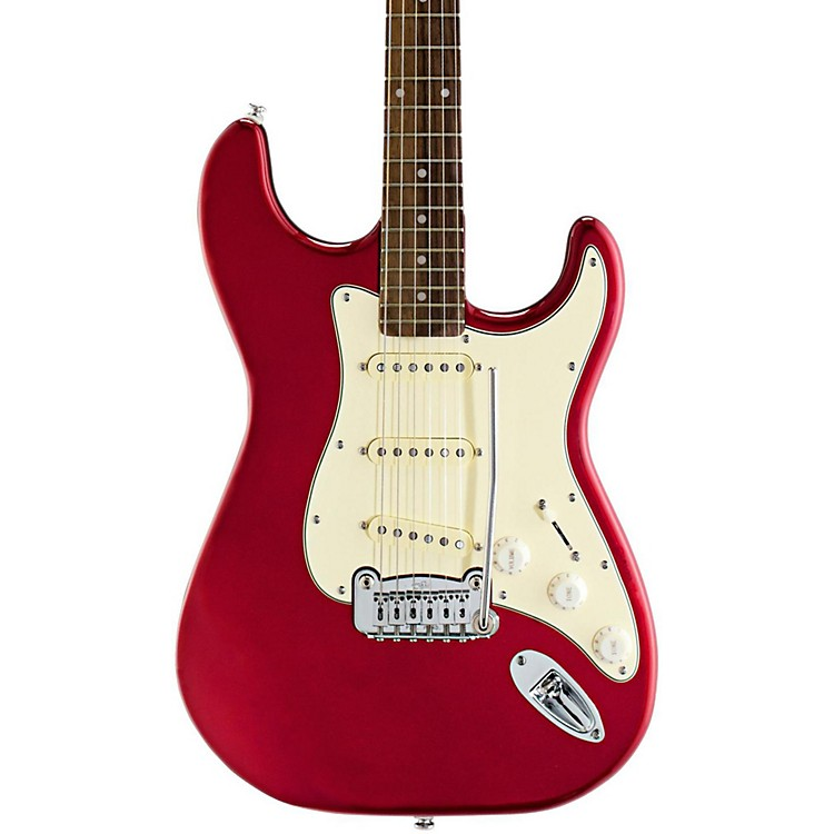 G&L Tribute Legacy Electric Guitar Candy Apple Red Rosewood Fretboard