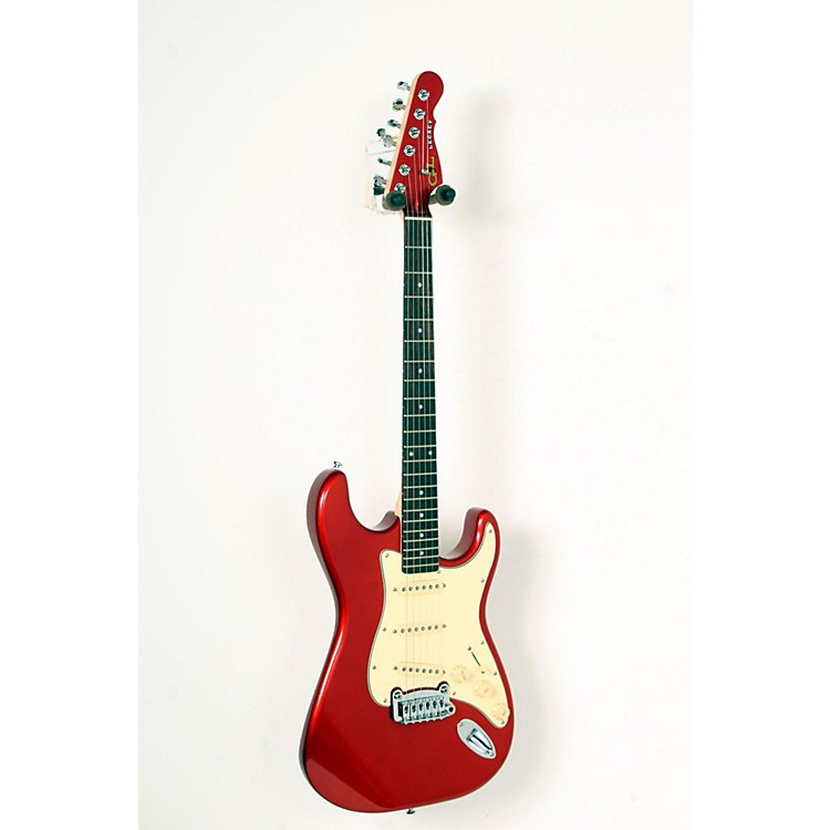 G&LTribute Legacy Electric GuitarCandy Apple Red, Rosewood Fretboard888365824710