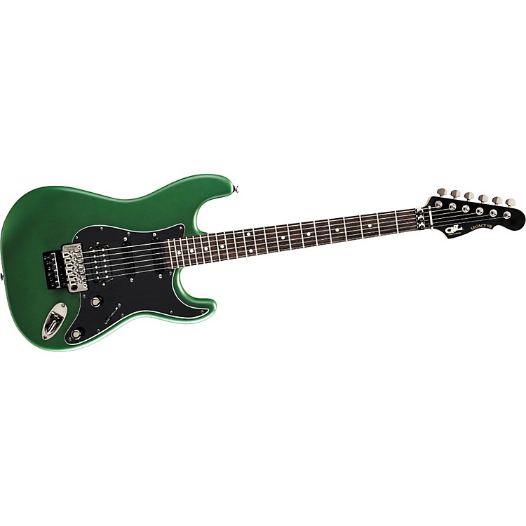 G&L Tribute Series Legacy HB Electric Guitar - Olive Drab