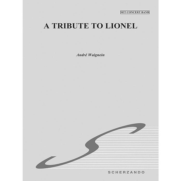 Hal LeonardTribute To Lionel Score Concert Band