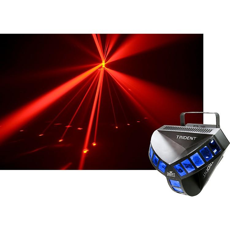 CHAUVET DJTrident - Tri-Color LED Centerpiece Effect Light