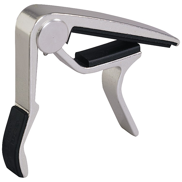 Dunlop Trigger Classical Guitar Capo Nickel