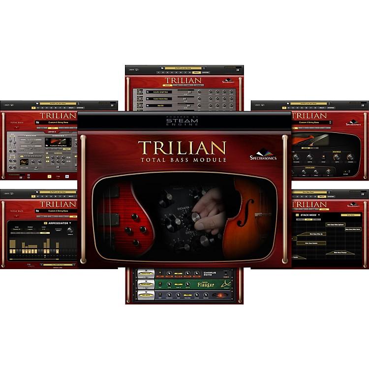SpectrasonicsTrilian Bass Module Software