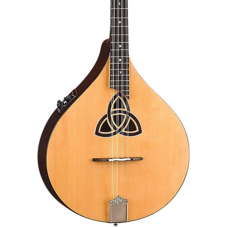 Luna Guitars Trinity Acoustic-Electric Bouzouki