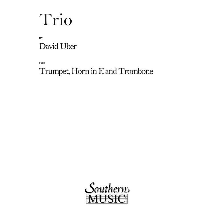 SouthernTrio (Brass Trio) Southern Music Series by David Uber