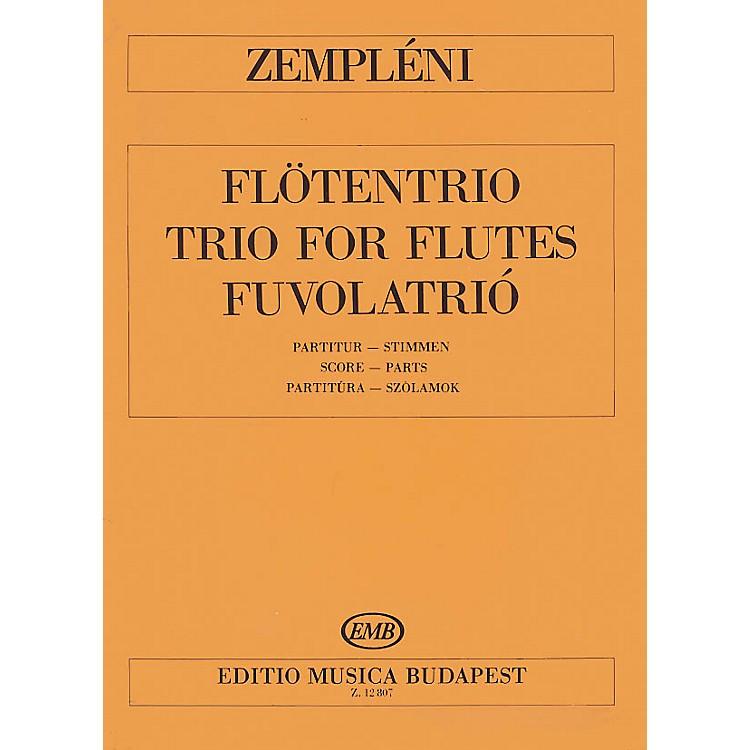 Editio Musica BudapestTrio EMB Series Composed by László Zempléni