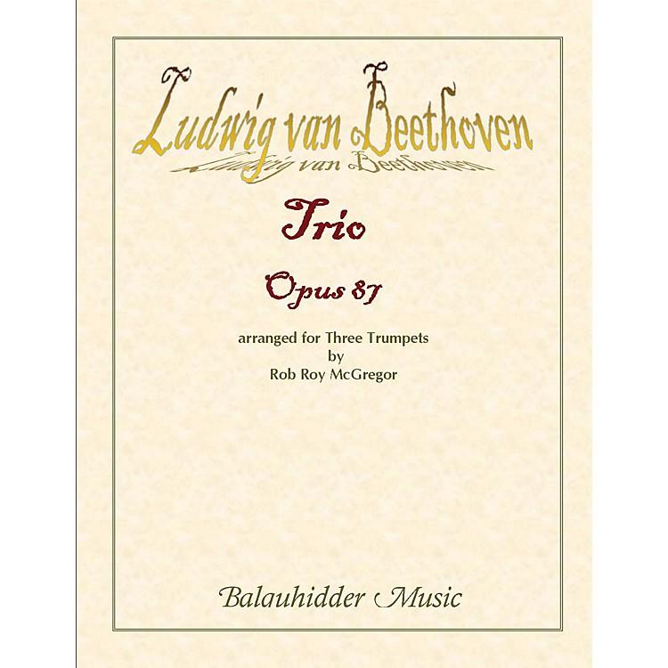 Carl FischerTrio Op.87 Book