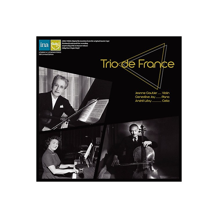 Alliance Trio de France - Faure & Ravel Trios