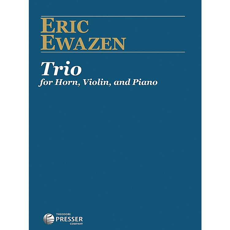 Carl FischerTrio for Horn, Violin, and Piano