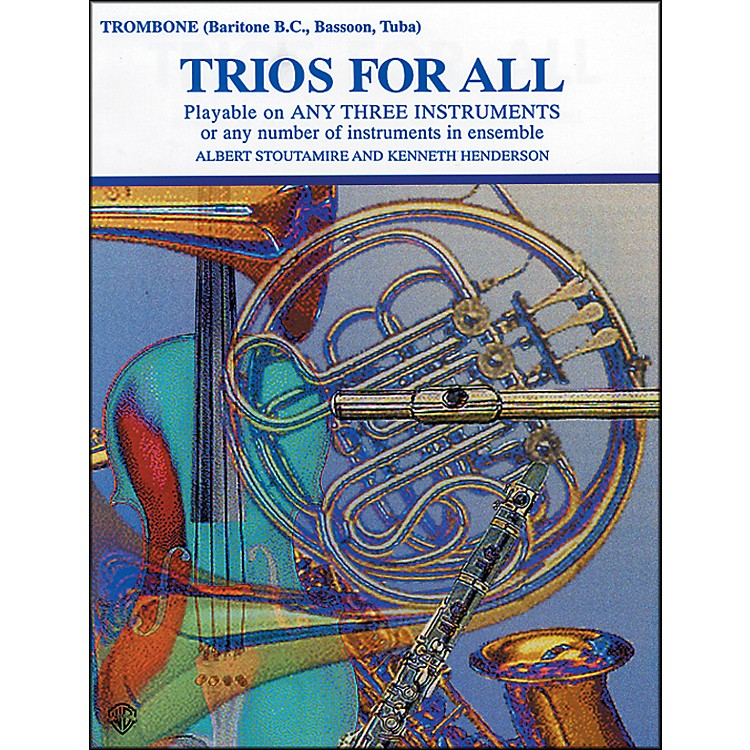 AlfredTrios for All Bass Clef