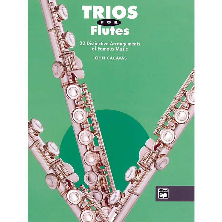 AlfredTrios for Flutes