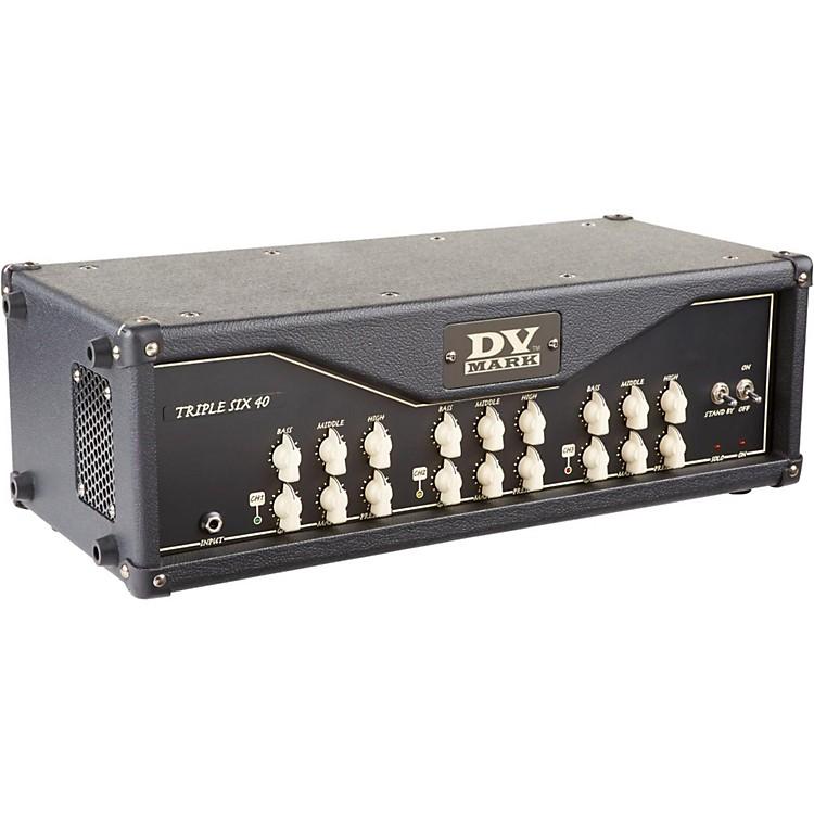 DV MarkTriple 6 40W All-Tube Guitar Head