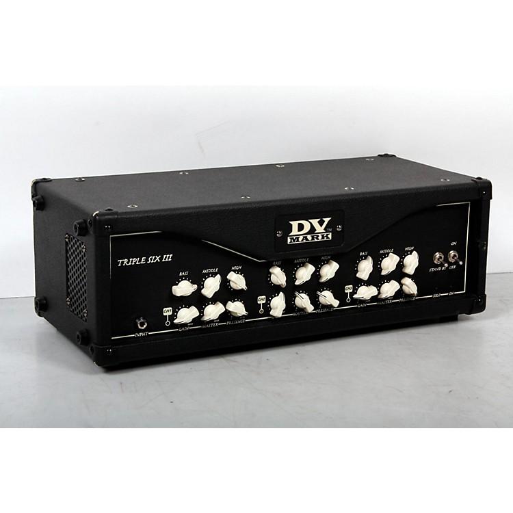 DV MarkTriple 6 III 120W All-Tube Guitar Head888365846422