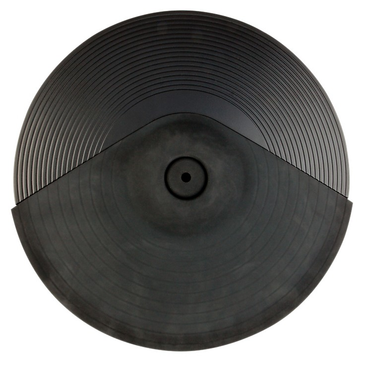 Simmons Triple Zone Ride Cymbal Pad 14 in.