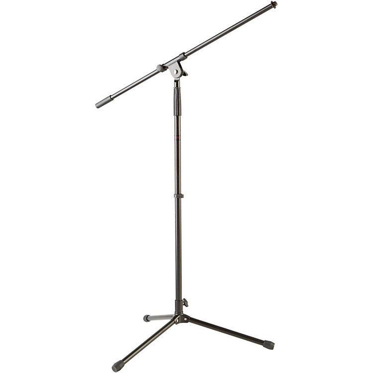 Musician's GearTripod Mic Stand with Fixed BoomBlack