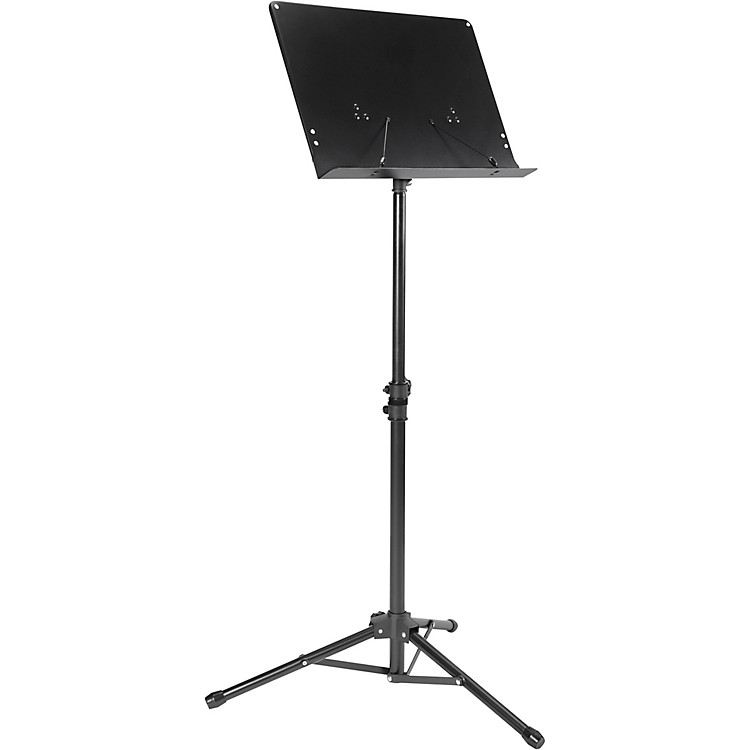 Musician's Gear Tripod Orchestral Music Stand Black