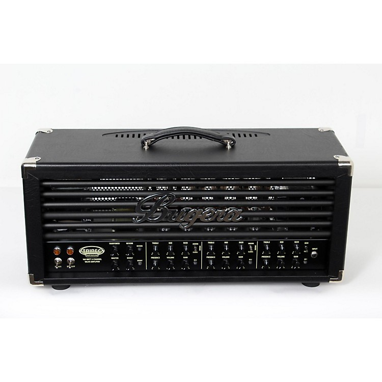 BugeraTrirec 100W 3-Channel Tube Guitar Amplifier Head888365901275
