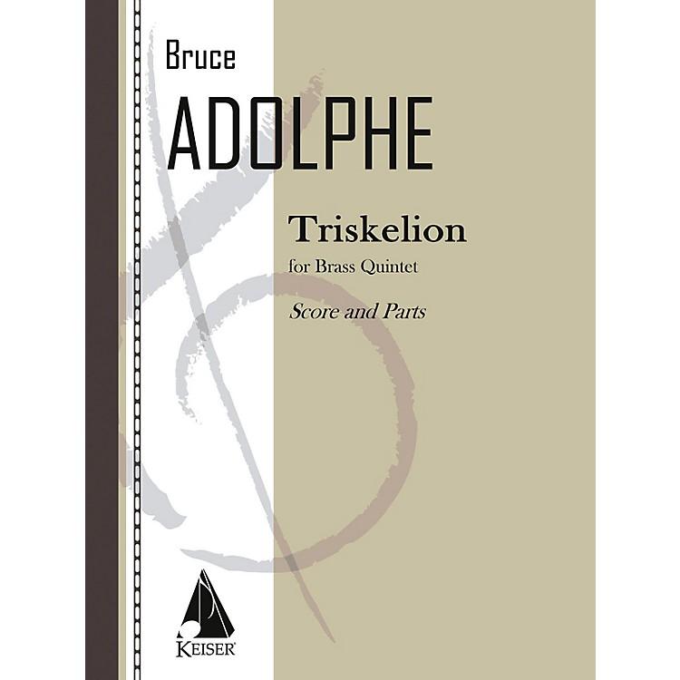 Lauren Keiser Music PublishingTriskelion LKM Music Series by Bruce Adolphe