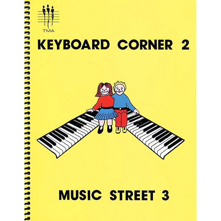Hal Leonard Tritone Keyboard Corner - Book 2-3 Misc Series Softcover Written by Various Authors