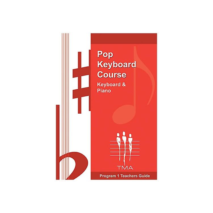 Hal LeonardTritone Teacher Guide - Pop Keyboard Program 1 Book Series CD-ROM Composed by Various