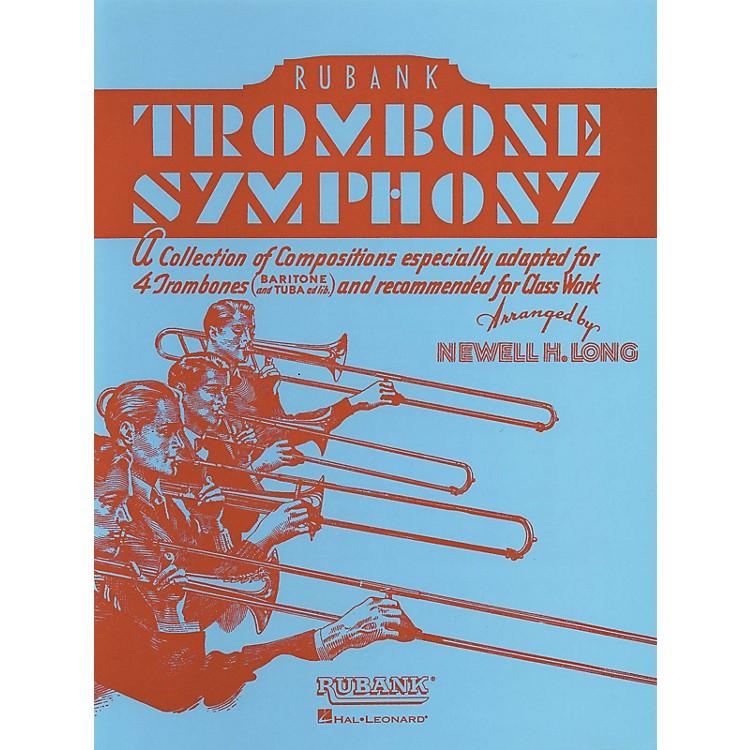 Rubank PublicationsTrombone Symphony (for Trombone Quartet/Ensemble) Ensemble Collection Series
