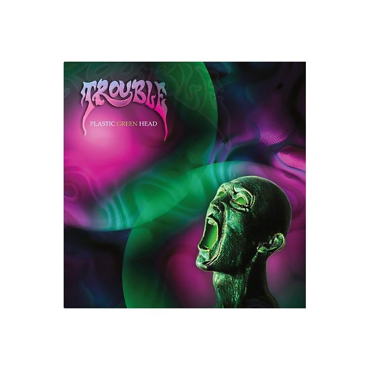 AllianceTrouble - Plastic Green Head