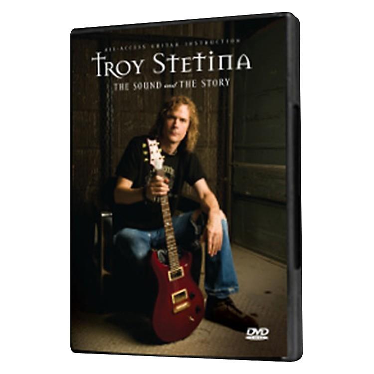 Fret12Troy Stetina - The Sound and The Story DVDInternational Version