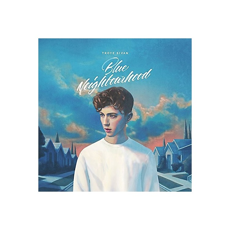 Alliance Troye Sivan - Blue Neighbourhood