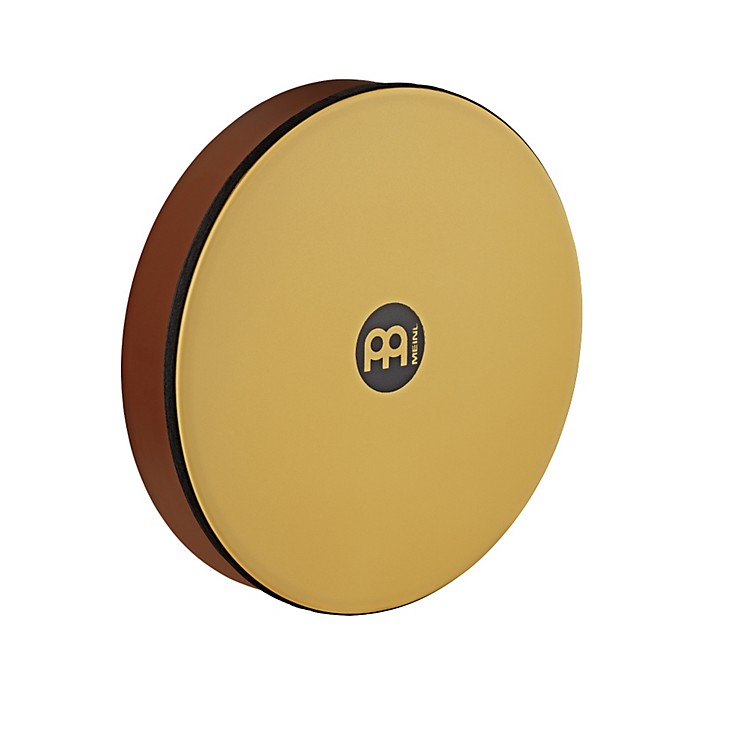 Meinl True Feel Synthetic Head Hand Drum African Brown 10 in. x 2.75 in.