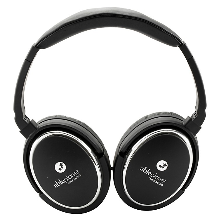 Able PlanetTrue Fidelity NC350BC Around the Ear Noise Canceling Headphone